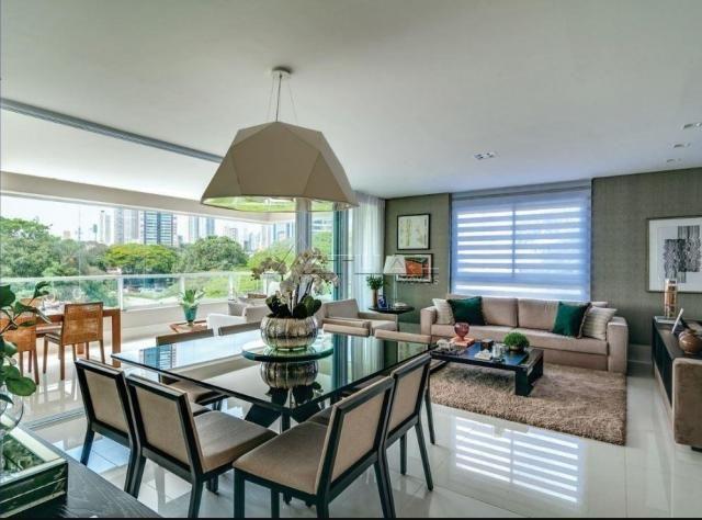 Apartamento à venda com 4 dormitórios em Setor oeste, Goiânia cod:10AP1014 - Foto 7