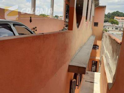 Casa para alugar com 4 dormitórios em Parque novo oratório, Santo andré cod:41598 - Foto 6