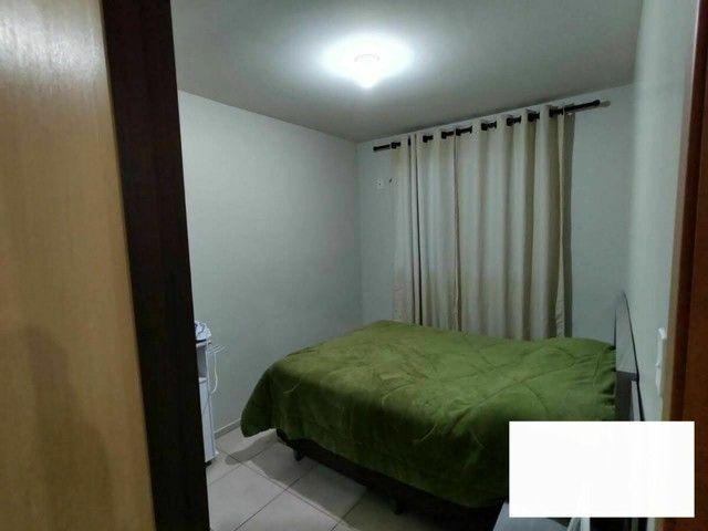 Apartamento de 2 quartos no condomínio gran castell, jardim da luz - Foto 6
