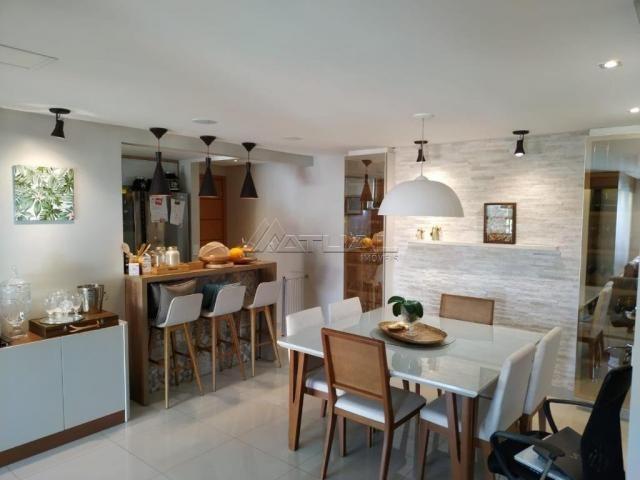 Apartamento à venda com 2 dormitórios em Setor oeste, Goiânia cod:10AP1237 - Foto 3