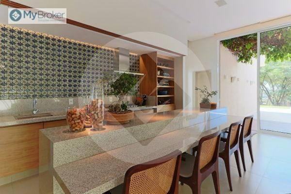 Casa com 4 dormitórios à venda, 576 m² por R$ 5.200.000,00 - Residencial Alphaville - Goiâ - Foto 14