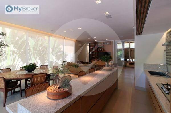 Casa com 4 dormitórios à venda, 576 m² por R$ 5.200.000,00 - Residencial Alphaville - Goiâ - Foto 9