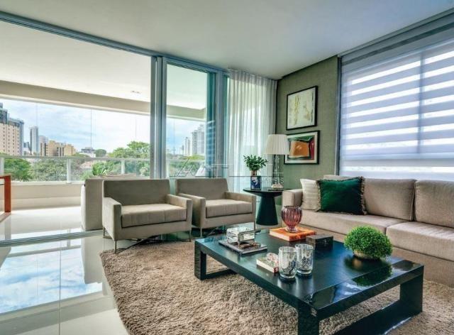 Apartamento à venda com 4 dormitórios em Setor oeste, Goiânia cod:10AP1014 - Foto 9