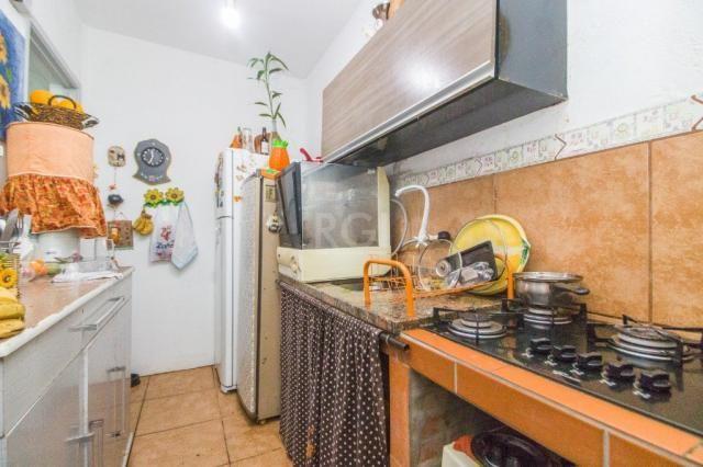 Apartamento à venda com 2 dormitórios em Nonoai, Porto alegre cod:EL56356883 - Foto 9