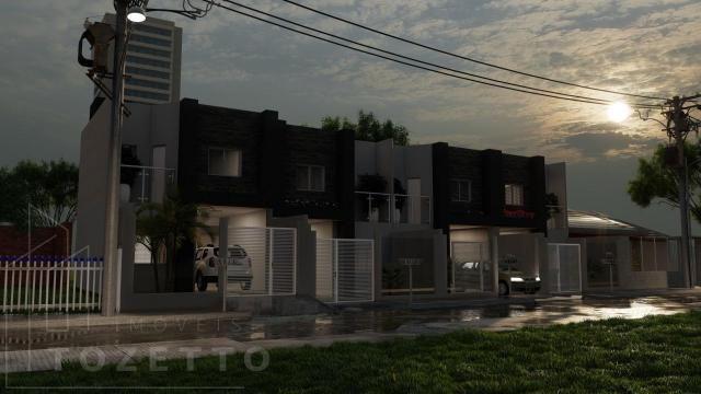 Sobrado para Venda em Ponta Grossa, Oficinas, 2 dormitórios, 2 suítes, 3 banheiros, 1 vaga - Foto 3