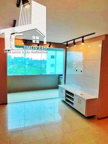 Vendo Apartamento The Sun - Parque 10, próximo ao Detran/110m²/3 Qtos  - Foto 3