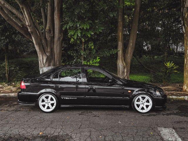 Honda Civic 2000 LX - Foto 5