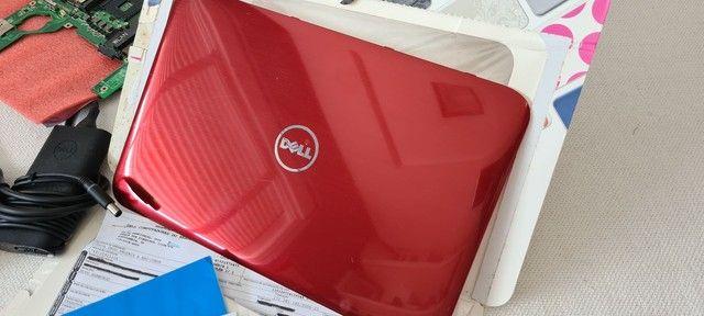 Notebook Dell Inspiron 14R com defeito - Foto 5