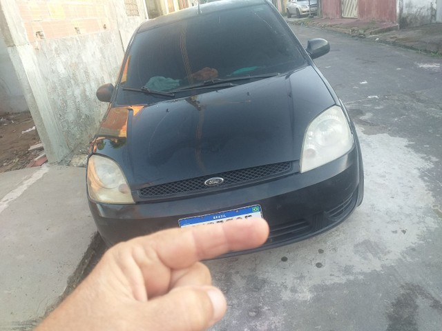 Ford fiesta sedan 2006