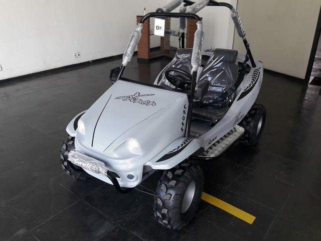 Mini Buggy 2021 Zero Km Swell melhor capacidade de carga da categoria  - Foto 6