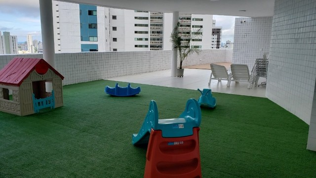 ARTE3 - Apartamento para alugar, 4 quartos, sendo 1 suíte, lazer, no Rosarinho - Foto 16