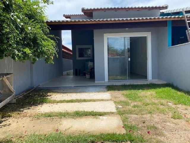 Bela Casa 3 quartos entre 34 e 35 excelente localização Itaipuaçu Maricá - Foto 17