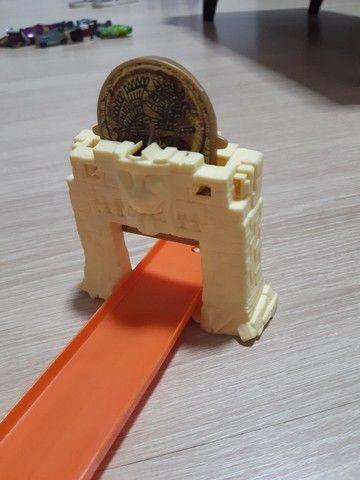 Pista caveira hotweels original sem avarias funcionando presente para criança   - Foto 5
