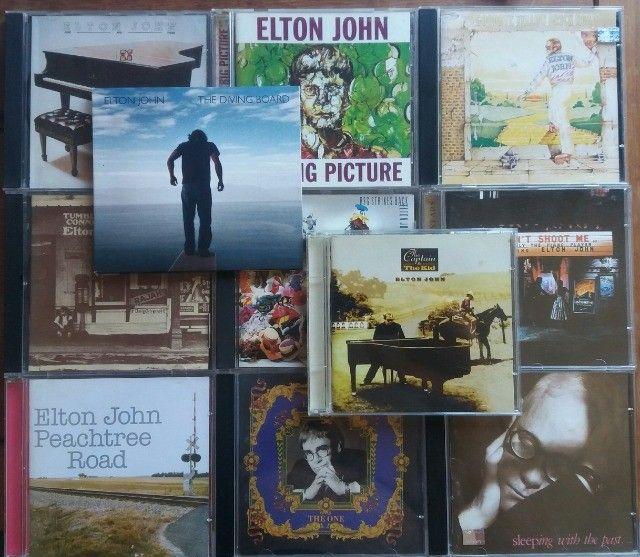 Cd´s Elton John