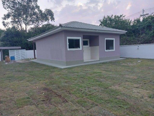 Casa 3 quartos/ No Portal dos Cajueiros Terreno 375m² Itaipuaçu Maricá - Foto 8