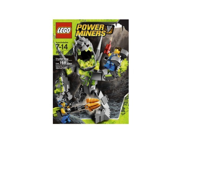 LEGO power Miners crystal King (8962) - Foto 2