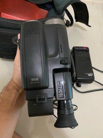 Câmera VHS JVC GR-AX710 - Foto 5