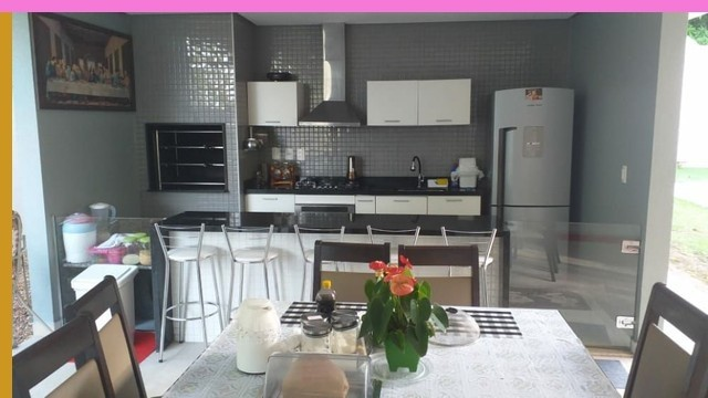 Casa 420M2 4Suites Condomínio Negra Mediterrâneo Ponta vfukhpmnyg ukhwvlnfmg - Foto 6