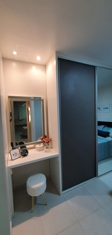 Apartamentos de 2 dormitório no Ponta Negra - Foto 11