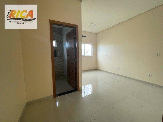 Vende-se uma excelente casa, apta a financiamento, no condomínio Alphaville Porto Velho-RO - Foto 7