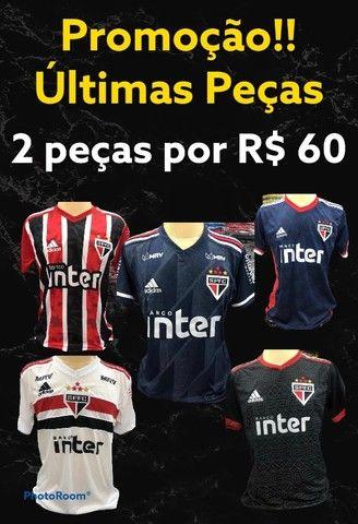 Promoção Camisa São Paulo