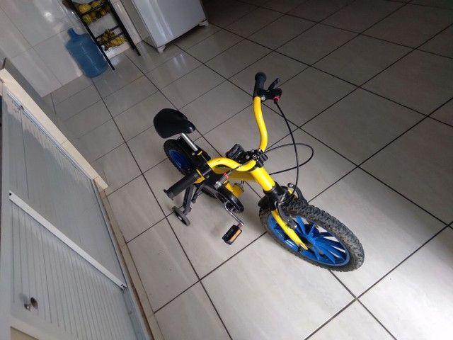 Bicicleta de criança A16 - Foto 2