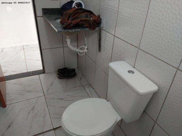 Casa para Venda em Várzea Grande, Cristo Rei, 2 dormitórios, 2 banheiros, 2 vagas - Foto 12