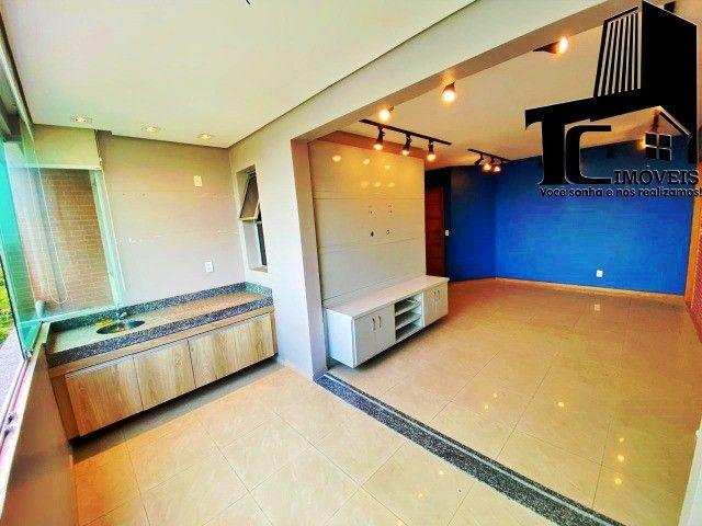 Vendo Apartamento The Sun/8 Andar/110m²/3 suítes Modulados Cortina de vidro na varanda - Foto 7