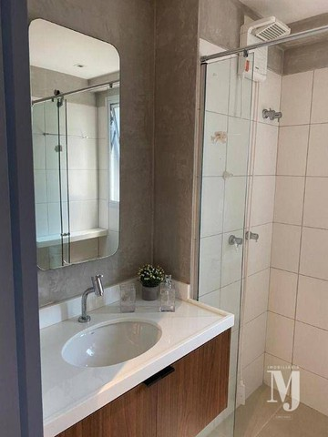 Apartamento com 1 dormitório para alugar, 38 m² por R$ 3.500/mês - Boa Viagem - Recife/PE - Foto 20