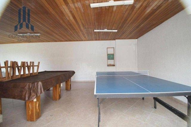 Apartamento com 3 dormitórios para alugar, 120 m² por R$ 2.000,00/mês - Centro Cívico - Cu - Foto 19