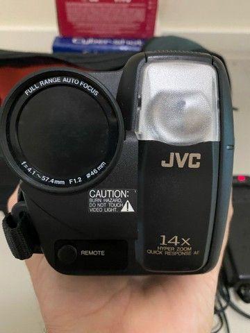Câmera VHS JVC GR-AX710 - Foto 2