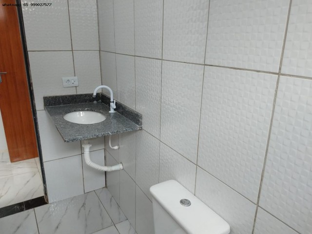Casa para Venda em Várzea Grande, Cristo Rei, 2 dormitórios, 2 banheiros, 2 vagas - Foto 5
