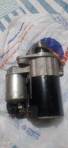Vendo motor de arranque de i30 semi novo  - Foto 6