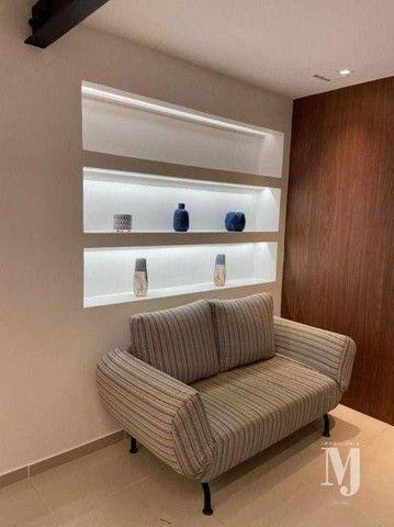 Apartamento com 1 dormitório para alugar, 38 m² por R$ 3.500/mês - Boa Viagem - Recife/PE - Foto 10