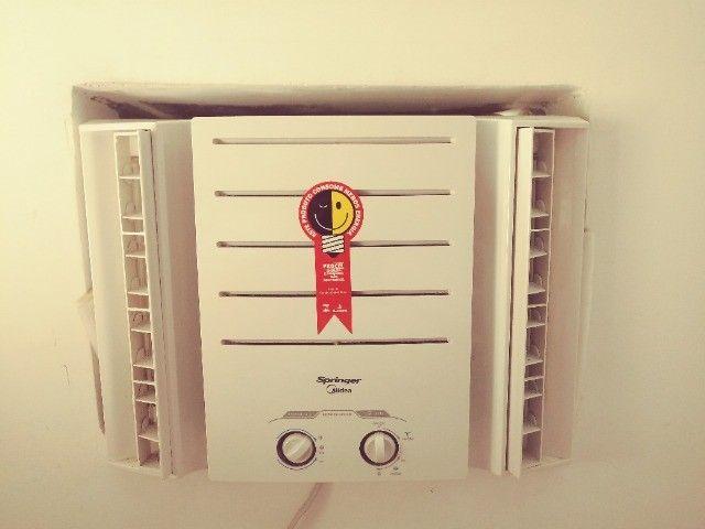 Vendo ar condicionado semi novo - Foto 2