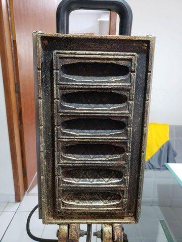 Crepeira Pinheiro 6 cavidades  - Foto 3