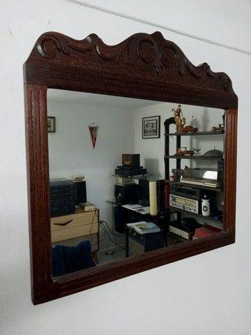 Espelho antigo - Foto 2