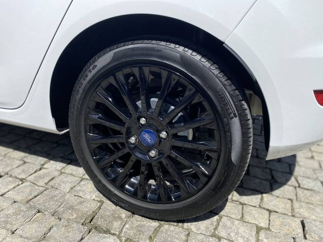Ford Fiesta SEL 1.6  - Foto 12