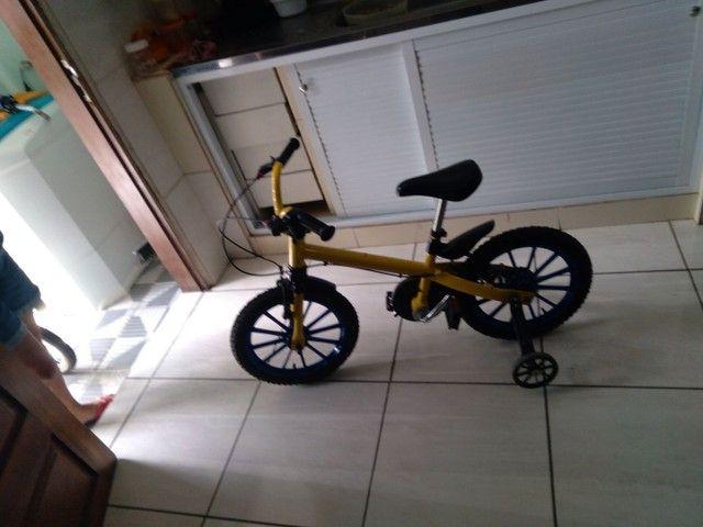 Bicicleta de criança A16 - Foto 3