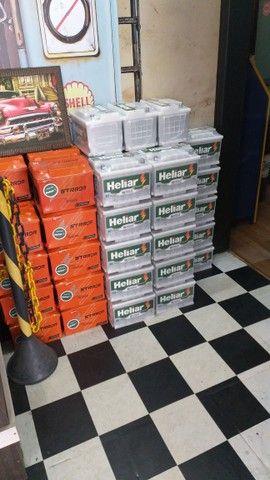 Bateria Moura 60ampéres 350,00 2 anos de garantia - Foto 9