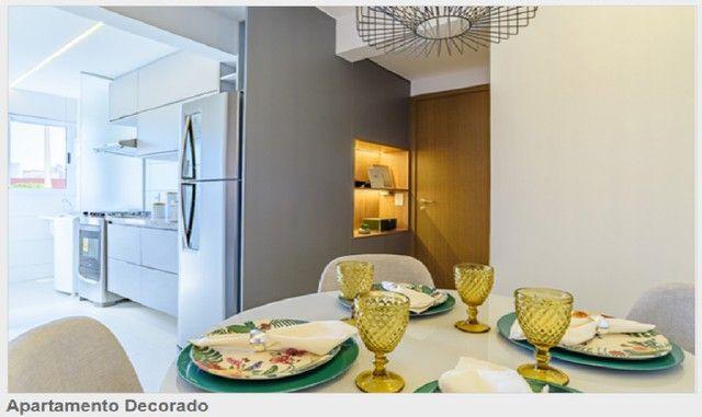Apartamento 2 quartos Samambaia Sul perto do metrô, Taxas Grátis!  - Foto 6