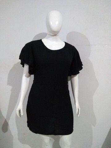 Vestido Feminino Plus Size Grande GG XXG - Foto 2