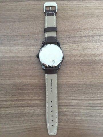 Relógio Fs4459 Men Watches: Brown Leather Strap - Fossil  - Foto 6