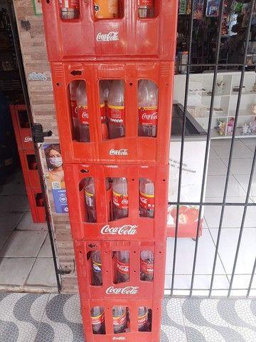 50 grades de coca cola refpet