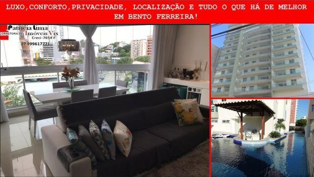 Lindo apartamento| 02 quartos | 02 vagas | sol da manhã | Bento Ferreira ? PL0482
