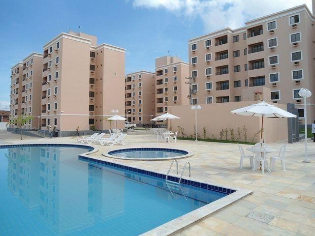 Apartamento com 2 quartos no Residencial Porto Seguro/Antares