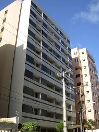 Apartamento c/ 02 quartos na Ponta Verde