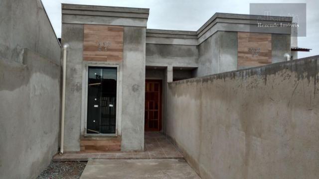 Casa- Minha Casa Minha Vida à venda, Ganchinho, Curitiba.