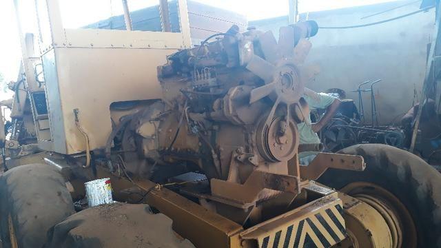 Motor Scania 112 Stander e redutos