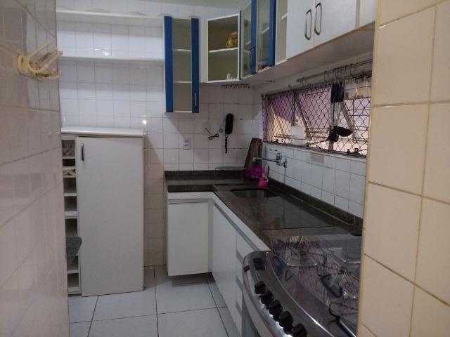 Apartamento com 3/4, 80m mobiliado 2º andar, ponta negra falar com delio whats 99969-1419